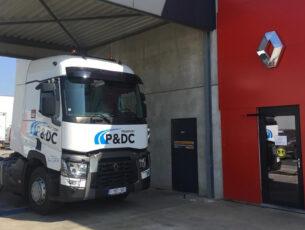 P&DC Renault Trucks X-Road kopiëren
